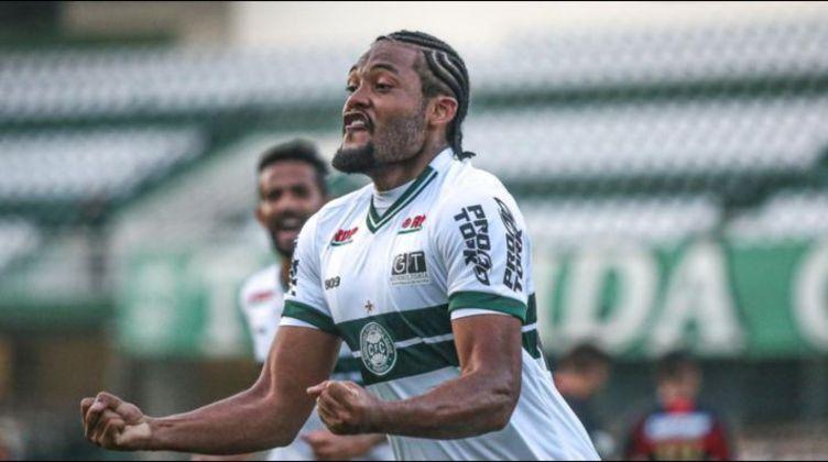 18º colocado – Coritiba (20 pontos) – 0.002% de chance de título; 0.57% para vaga na Libertadores (G6); 55.3% de chances de rebaixamento.