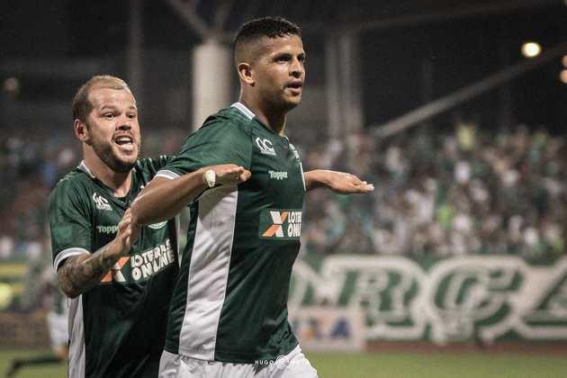 18º colocado – Goiás (26 pontos/29 jogos): 0% de chances de ser campeão; 0% de chances de Libertadores (G6); 76.9% de chances de rebaixamento.