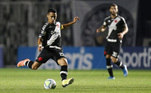 18º colocado – Vasco (19 pontos) – 0.041% de chance de título; 2,4% para vaga na Libertadores (G6); 42,1% de chance de rebaixamento.