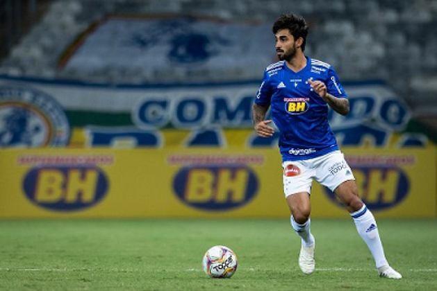 18º -Cruzeiro - duas vitórias, dois empates e duas derrotas - 8 pontos - 44,44% aproveitamento