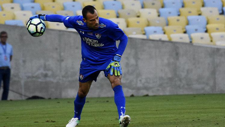 18- Diego Cavalieri (2011 - 2017) - 351 jogos com a camisa do Fluminense.
