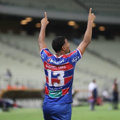 18º - Fortaleza: 11 pontos - duas vitórias - cinco empates - 10 derrotas - 14 gols feitos - 24 gols sofridos.