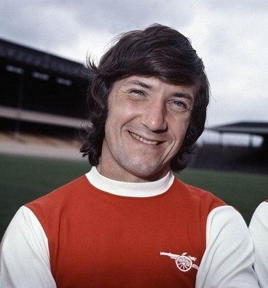 18º - George Armstrong - 53 gols em 498 jogos