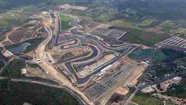 18 - GP dos Estados Unidos - Austin - 24 de outubro