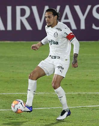 18º - Gustavo Gómez (Milan - Palmeiras) - 2020 - R$ 26 milhões