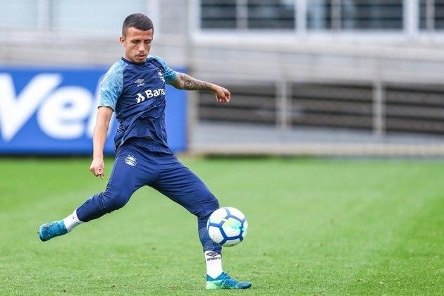 18º: Matheus Henrique (Grêmio) - dois pontos.