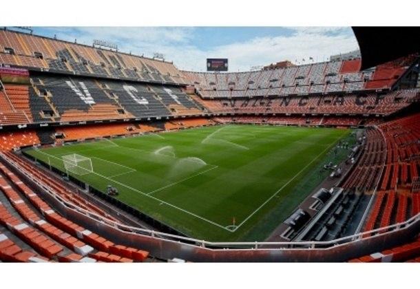 18 - Mestalla - Valencia (Espanha)