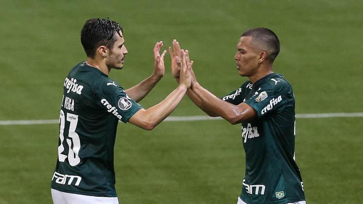 18) O Palmeiras aparece em seguida, com um pouco mais: 2.2216.