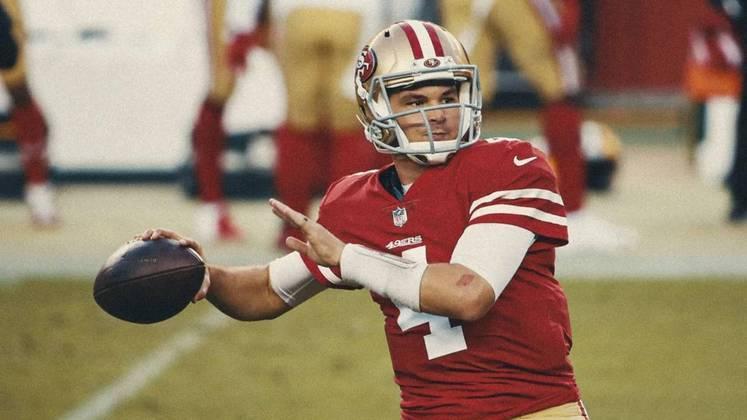 18º San Francisco 49ers - As lesões em abundância destruíram as chances de um time que prometia em 2020.