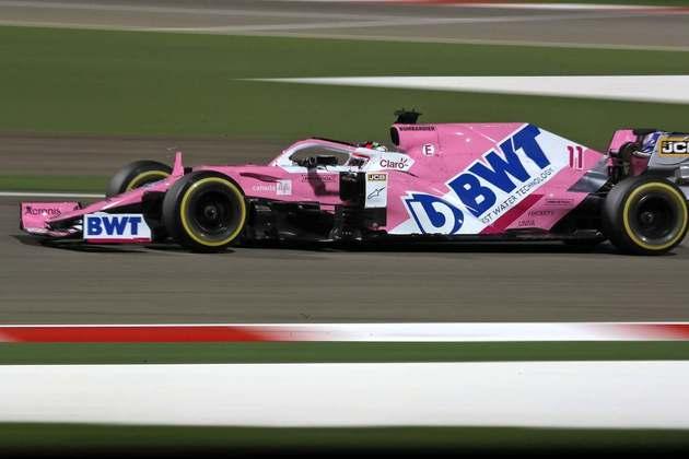 18º - Sergio Pérez (Racing Point) - 8.7: Que castigo injusto foi o abandono.