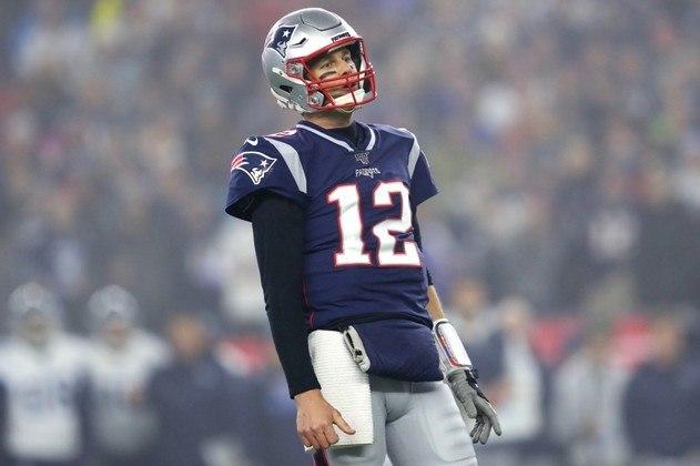 18) Tom Brady (Estados Unidos) - Futebol americano