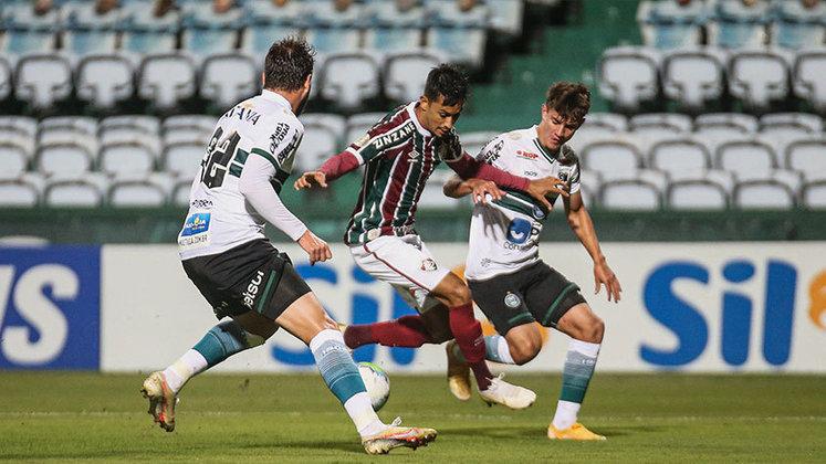 19º colocado – Coritiba (27 pontos/32 jogos): 0.0% de chances de ser campeão; 0.0% de chances de Libertadores (G6); 99.04% de chances de rebaixamento.