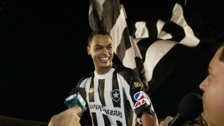 19º - Dodô (1995–2010) - 96 gols em 196 jogos (Média: 0.49).