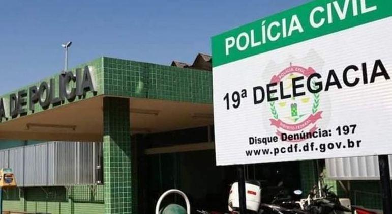 Polícia quer identificar os dois autores do crime em Ceilândia
