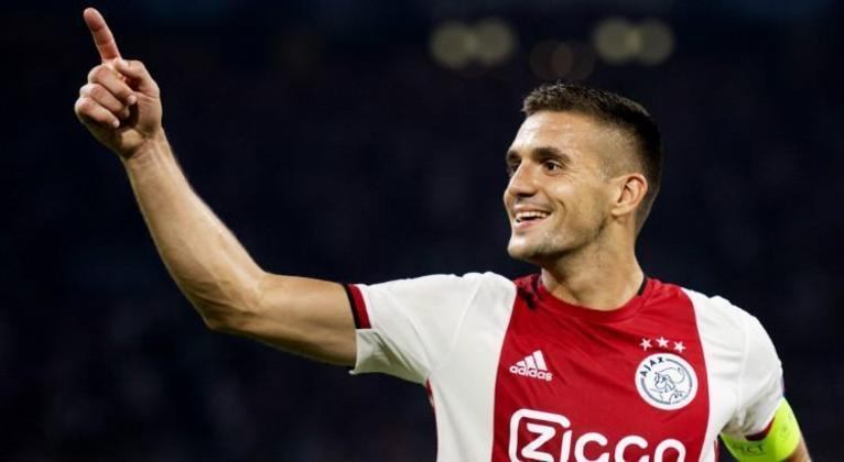 19. Dusan Tadic - 185 assistências em 587 jogos são os números do meia sérvio do Ajax