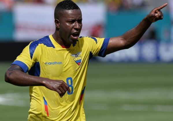 19º - Édison Méndez - Equador - 11 gols