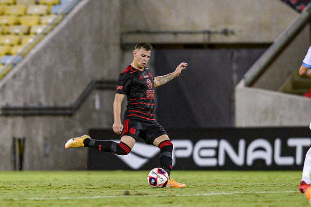 19. Hugo Moura - 229 minutos (5 jogos)