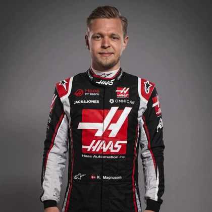 19ª - Kevin Magnussen (Haas) - 1 ponto - Melhor resultado: 10º no GP da Hungria