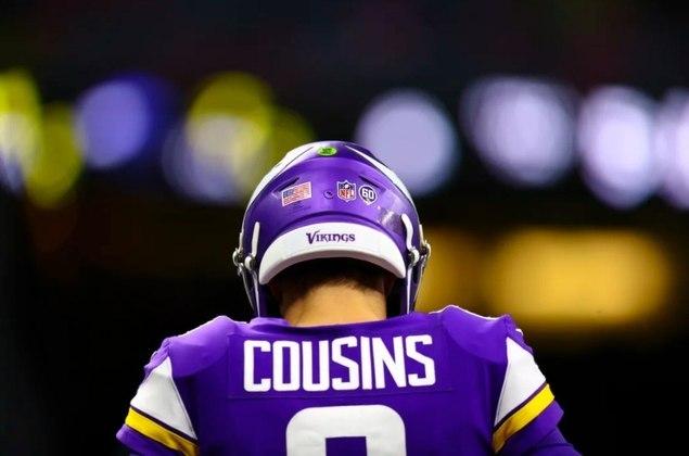 19º Minnesota Vikings (6-9): A defesa e os special teams são vergonhosos! Os mesmos erros não podem se repetir em 2021.