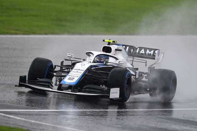 19 - Nicholas Latifi (Williams) - 0.1 - Uma das piores performances já vistas na F1. É hora de rever se deve permanecer na categoria.