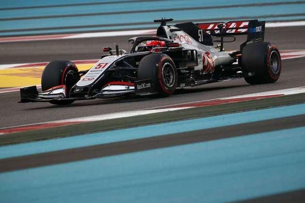 19 - Pietro Fittipaldi (Haas) - 2.52 - Pouco conseguiu fazer.