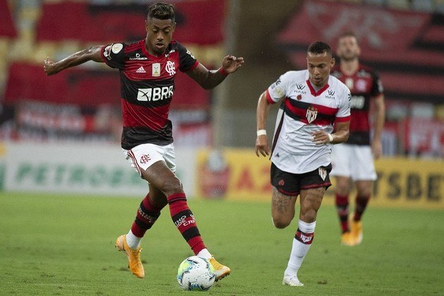 19ª rodada - Flamengo x Atlético-GO
