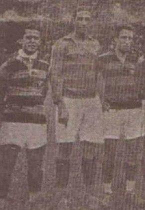 1925 - Nonô (centro) - 27 gols