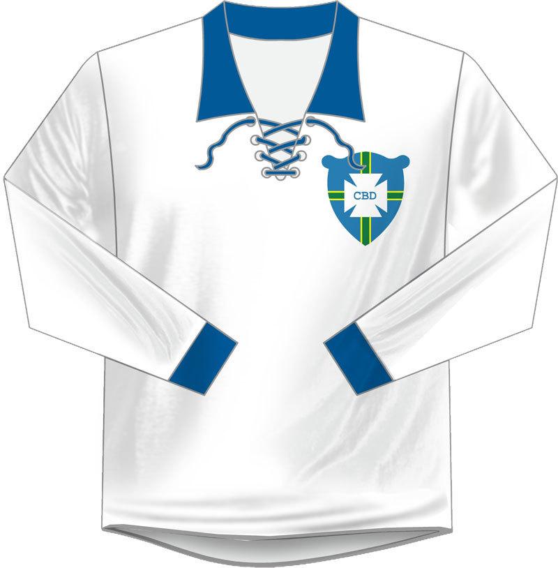 863074298abf5 Veja todas as camisas utilizadas pelo Brasil em Copas do Mundo ...