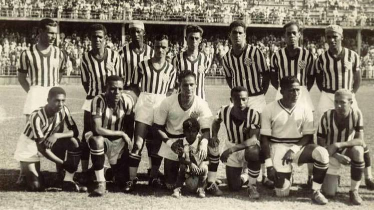 1933 - Bangu: com o início da profissionalização do futebol no Brasil, é criada uma nova entidade no Rio de Janeiro, a LCF (Liga Carioca de Futebol) e que organizou um estadual com seis equipes. Após vencer os dois turnos de cinco jogos cada, o Bangu enfrentou o Fluminense na final por serem os dois melhores colocados e assim o Castor conquistou o seu primeiro estadual vencendo o Tricolor na decisão.
