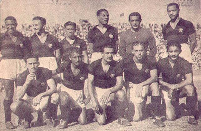 1942- 8º título estadual do Flamengo - Vice: Botafogo