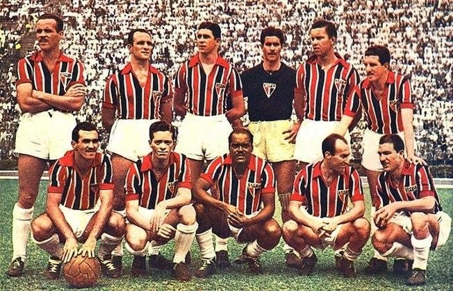 1949 - 6º título estadual do São Paulo - Vice: Palmeiras