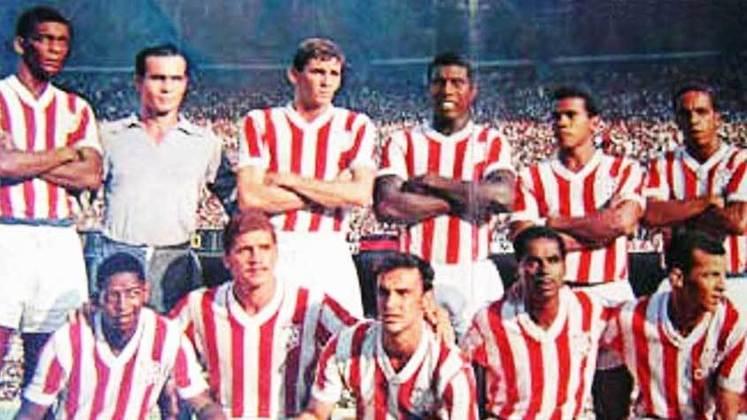 1966 - Bangu: após se classificar para o turno final que contava com apenas oito equipes, o Bangu conseguiu terminar como líder da chave e assim enfrentou o Flamengo na final, diante de mais de 143.000 pessoas que assistiam ao jogo no Maracanã. O placar terminou em 3 a 0 e foi a última vez que um pequeno conquistou o estadual do Rio.