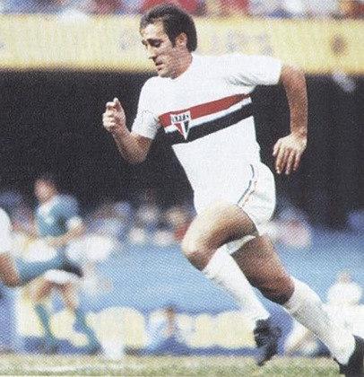 1972 - Semifinal - O São Paulo foi eliminado ao lado do Barcelona de Guayaquil (ECU) em um triangular com Independiente (ARG). Toninho Guerreiro (foto) foi o artilheiro do torneio com sete gols. Era a primeira participação do Tricolor.