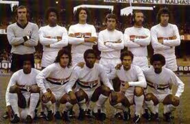 1975 - 11º título estadual do São Paulo - Vice: Portuguesa