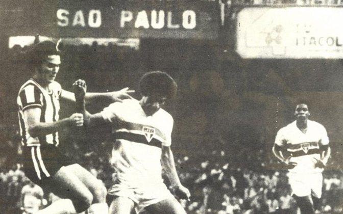 1978 - Atlético-MG 1 x 1 São Paulo - Mais uma estreia diante do Galo no Mineirão. Dario Pereyra abriu pro Tricolor, enquanto Serginho empatou.