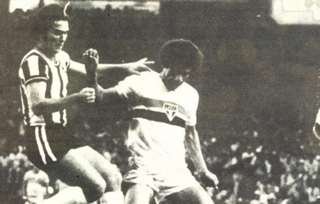 1978 - Fase de grupos - Naquele ano, o Tricolor foi eliminado na fase de grupos da competição, ficando na terceira colocação, em uma chave com Atlético-MG, Unión Española (CHI) e Palestino (CHI)