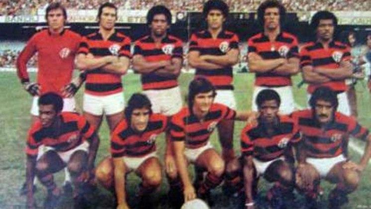 1979 (especial) - 19º título estadual do Flamengo - Vice: Fluminense