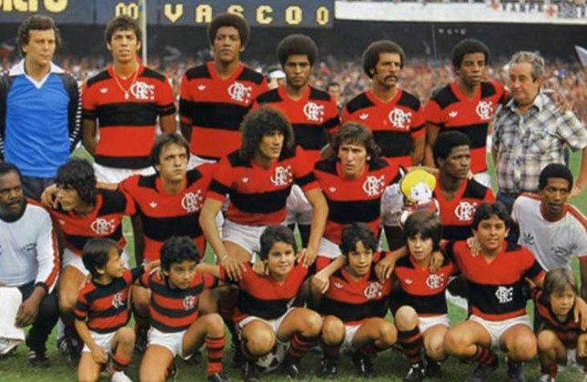 1981 - 21º título estadual do Flamengo - Vice: Vasco