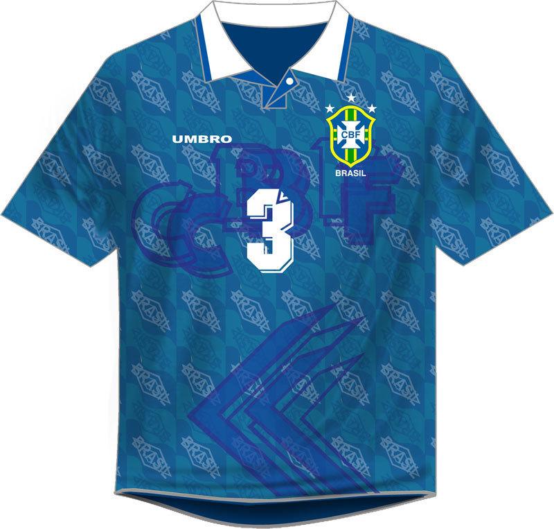 01f7aeefc0576 Veja todas as camisas utilizadas pelo Brasil em Copas do Mundo - Fotos - R7  Copa 2018