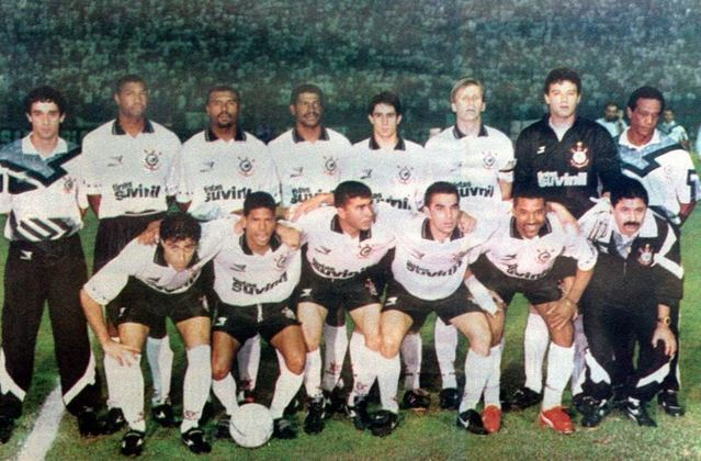 1995 - Corinthians na Copa do Brasil