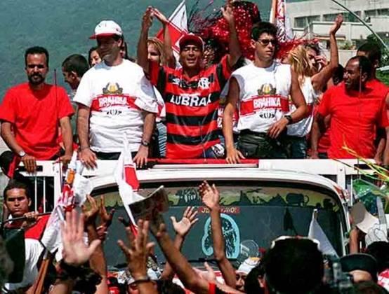 1996 - Romário - 26 gols