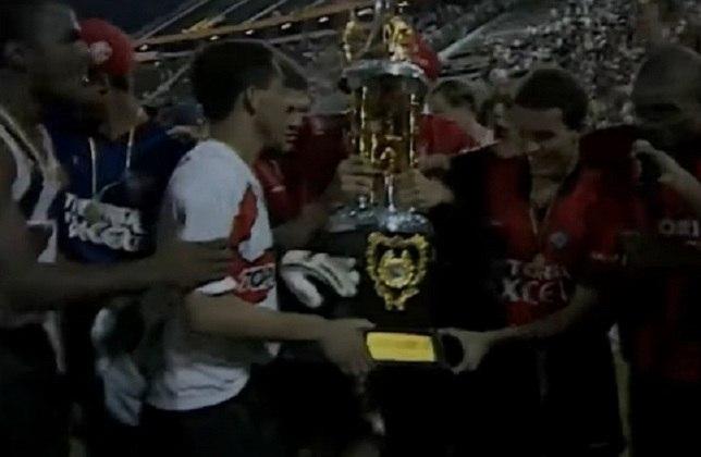 1997: Campeão - Vitória / Vice: Bahia