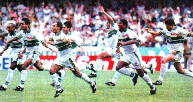 1997 - Coritiba - Festival Brasileiro