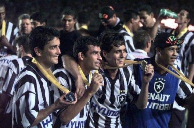 1998 - Botafogo no Rio-SP
