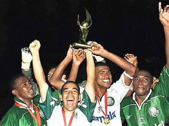 1998 - Palmeiras na Copa Mercosul