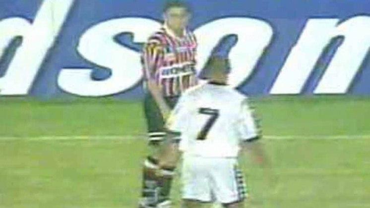 1998 - Quartas de final - Vasco: mais uma eliminação, desta vez para o Vasco. O Cruzmaltino venceu a volta por 4 a 3, depois de empatar na ida por 1 a 1.