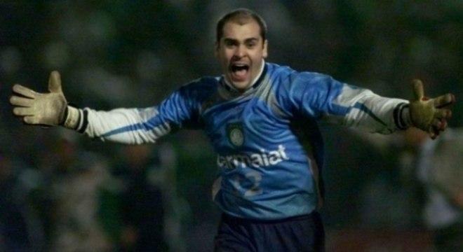 1999 - Palmeiras - Deportivo Cali (Marcos)