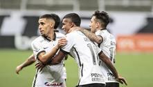 Corinthians sai atrás, mas busca empate contra o São Bento