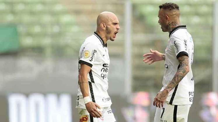 2º - Corinthians: Total - 25.716.304 milhões de inscritos