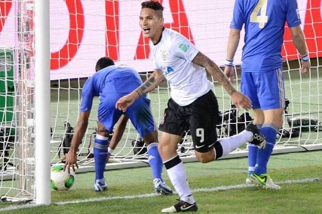 2º) Corinthians x Chelsea - 15 pontos